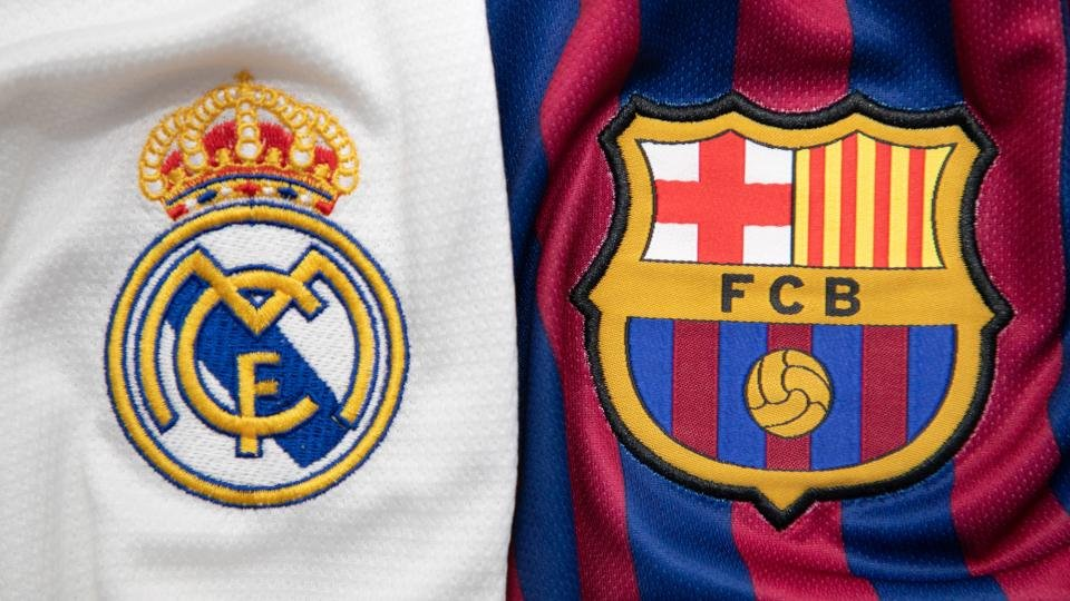 Barca Vs Madrid Live