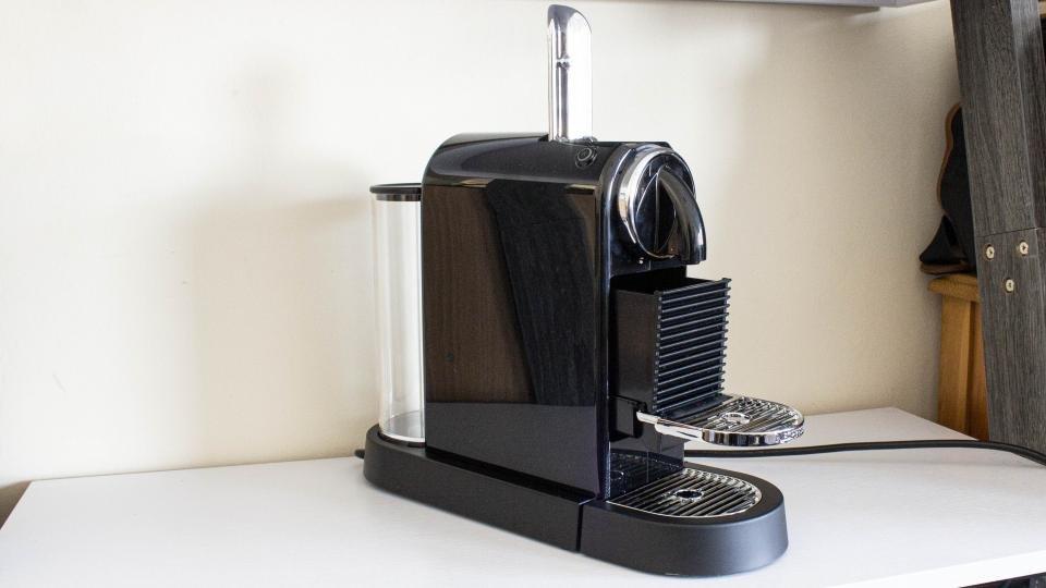 Nespresso CitiZ review: A classy, easy to use Nespresso