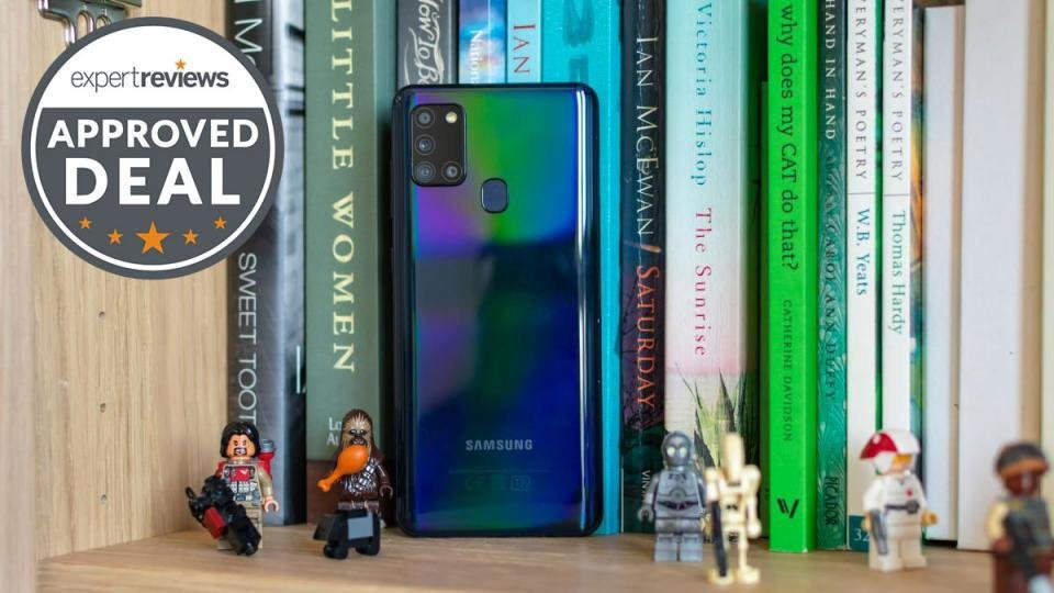 Samsung Galaxy A21s Drops To Cheapest Ever Price Expert Reviews