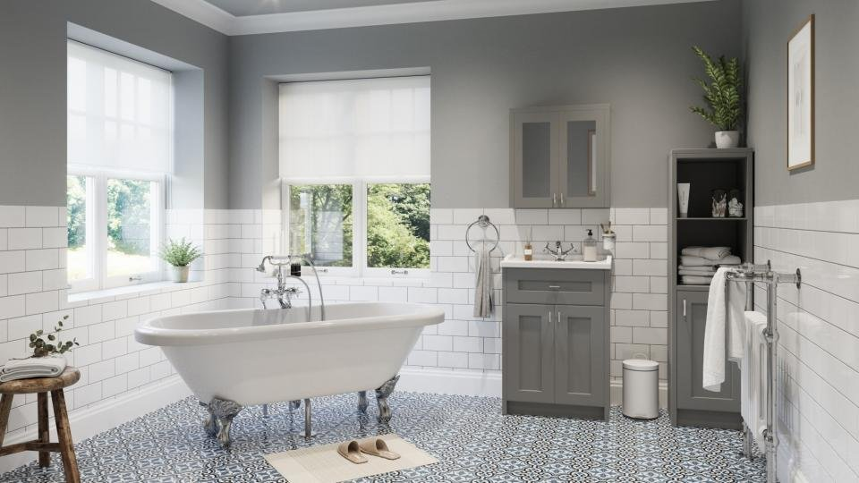 Best Flooring For Bathroom 2021 The, What Is The Best Flooring In A Bathroom