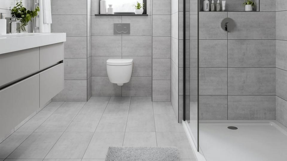 Best Flooring For Bathroom 2021: The Best Ceramic Tiles, Laminate, Vinyl  And Porcelain Flooring From £15 Expert Reviews