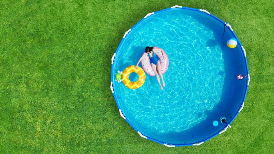 Best Swimming Pool 2021 The Best Inflatable And Frame Swimming Pools For Your Garden Expert Reviews