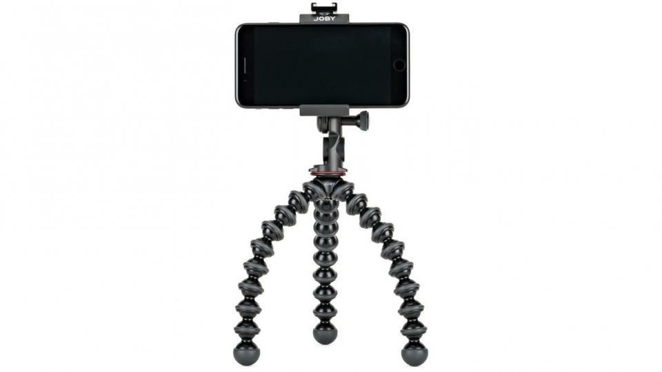 Joby GripTight Gorillapod Pro 2 tripod for iPhone smartphones