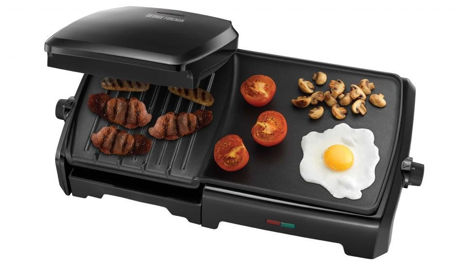 Best George Foreman grill 2021: The best grills for low-fat cooking from £19