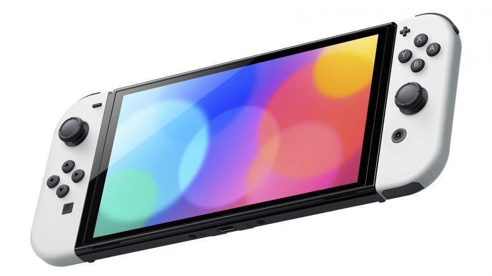 Nintendo announces new Switch OLED model