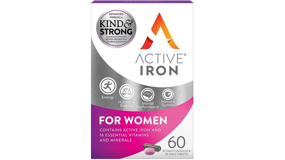 The best iron supplements for beating fatigue and anaemia, from just £3.85