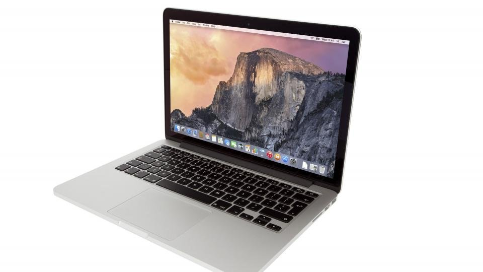 Tidssvarende Apple 13-inch MacBook Pro with Retina Display review (early 2015 SL-22