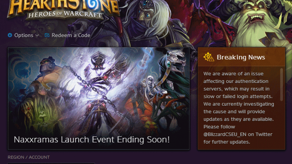 Battlenet EU is down - could hackers be to blame?   Expert