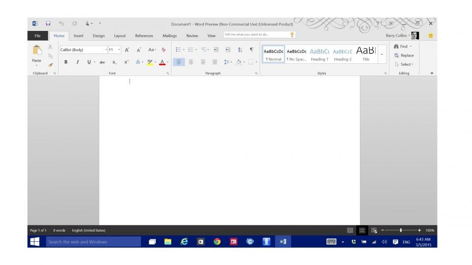 ms word for pc