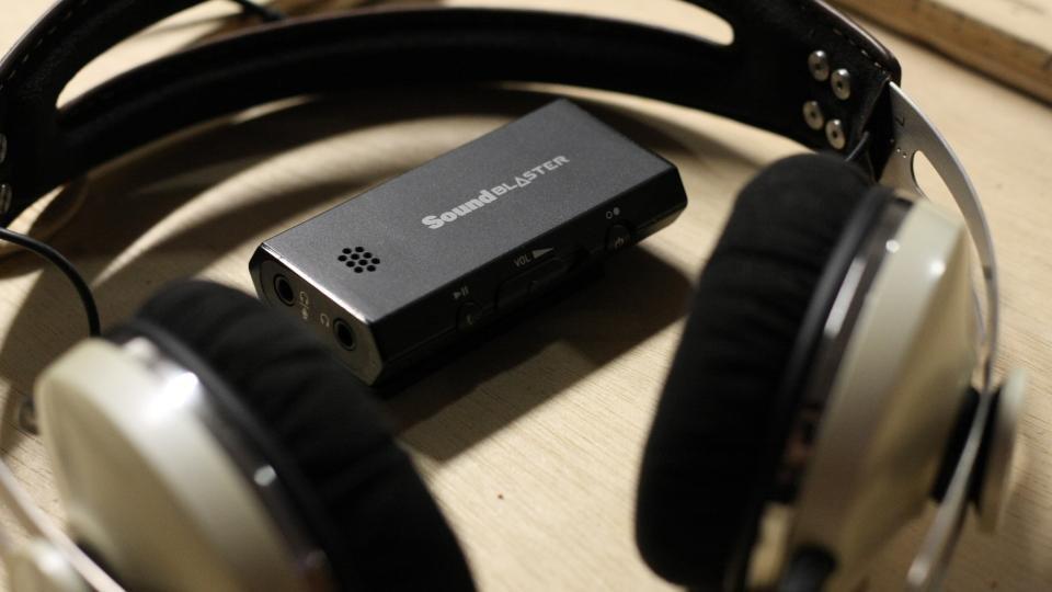 Creative Sound Blaster E1 Amplifier Treiber Herunterladen