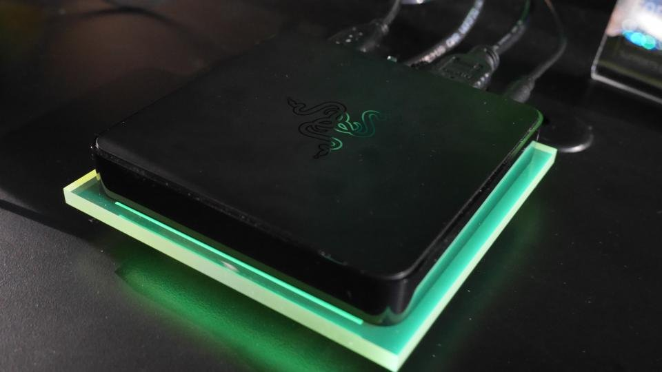 Razer Forge TV Android micro-console review - hands on