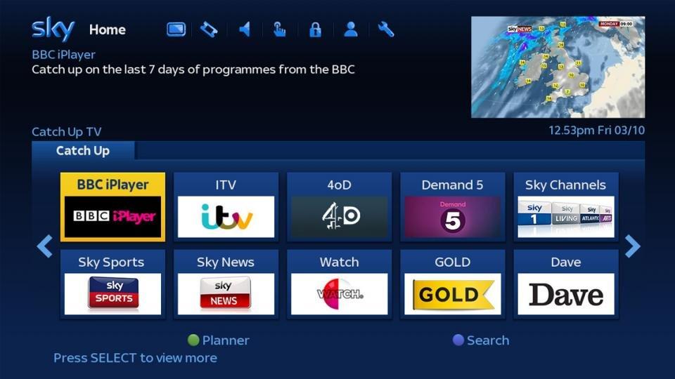 Sky On Demand Download