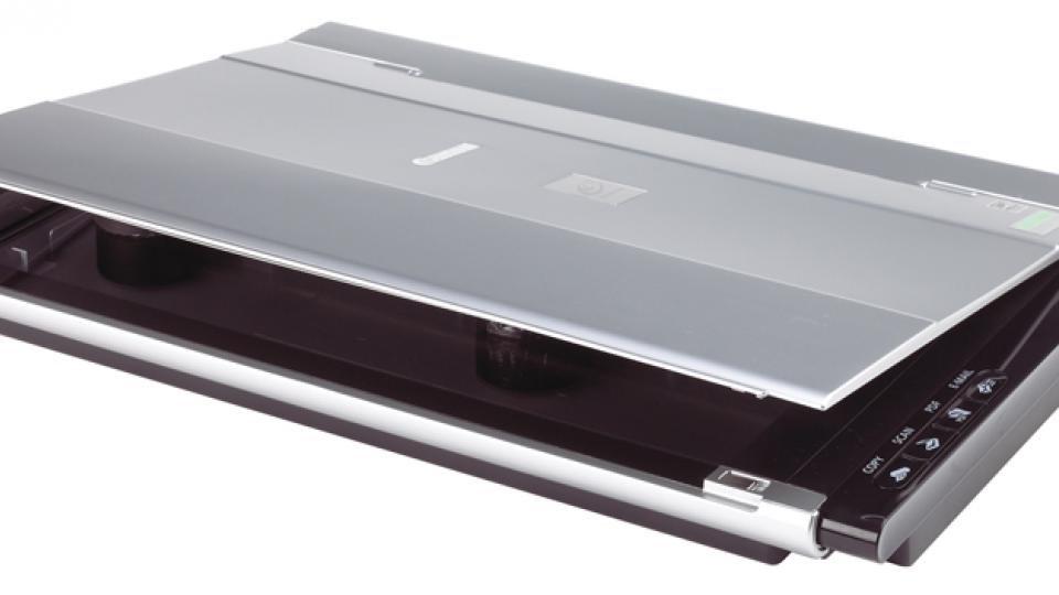 Canon LiDE 700F Scanner 64x