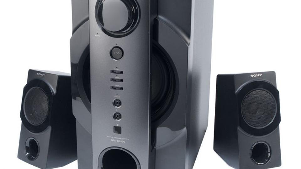 Sony SRS-DB500 2 1 speakers review | Expert Reviews
