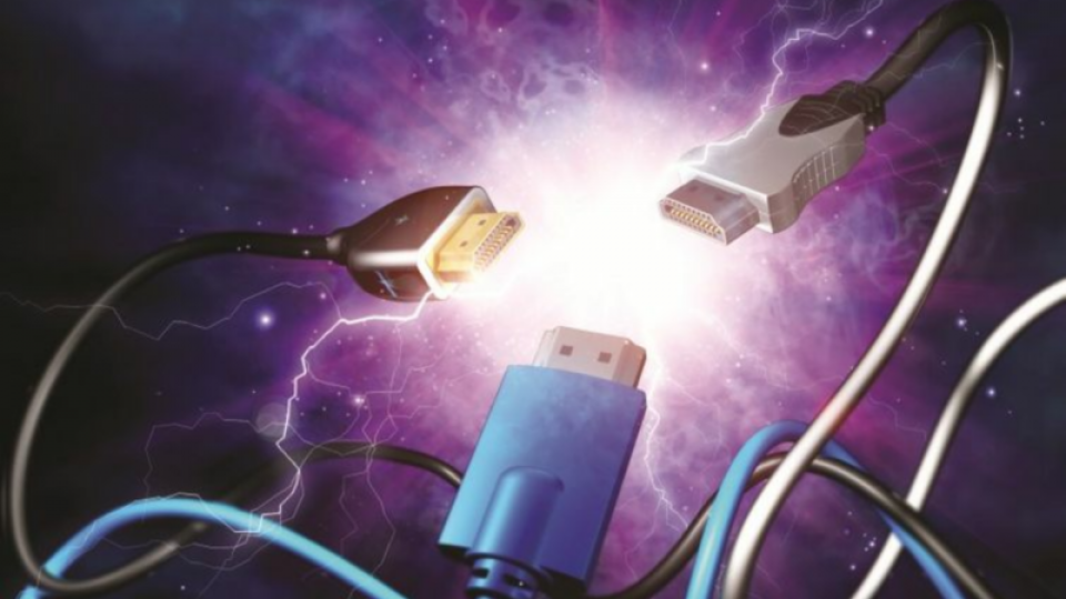 HDMI vs DisplayPort vs DVI vs VGA vs USB-C: Every connection