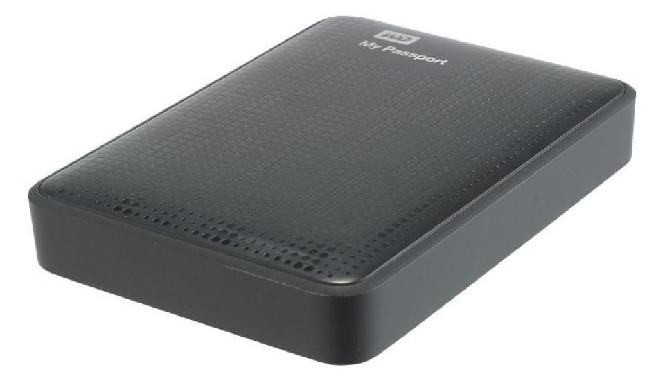 Western Digital My Passport USB3 2TB review | Expert Reviews