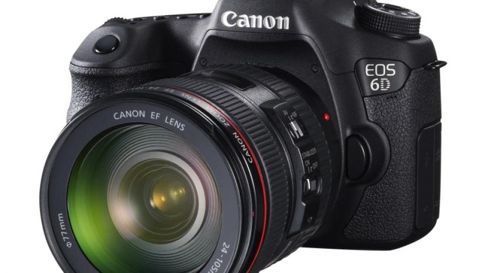 Canon EOS 6D review: Still worth buying in 2018? | Expert Reviews