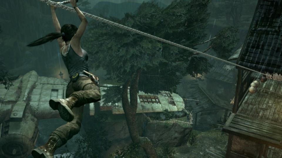 Tomb Raider Review 2013 Expert Reviews