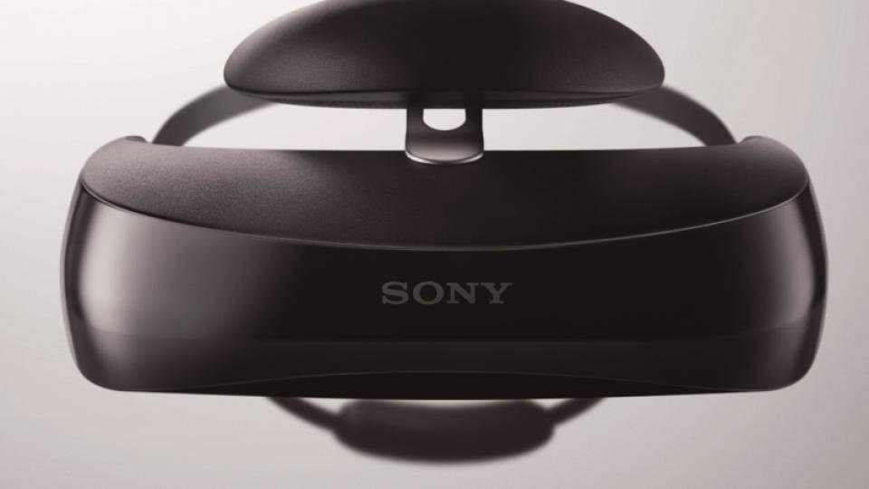 HMZ T3W Head Mounted Display by Sony