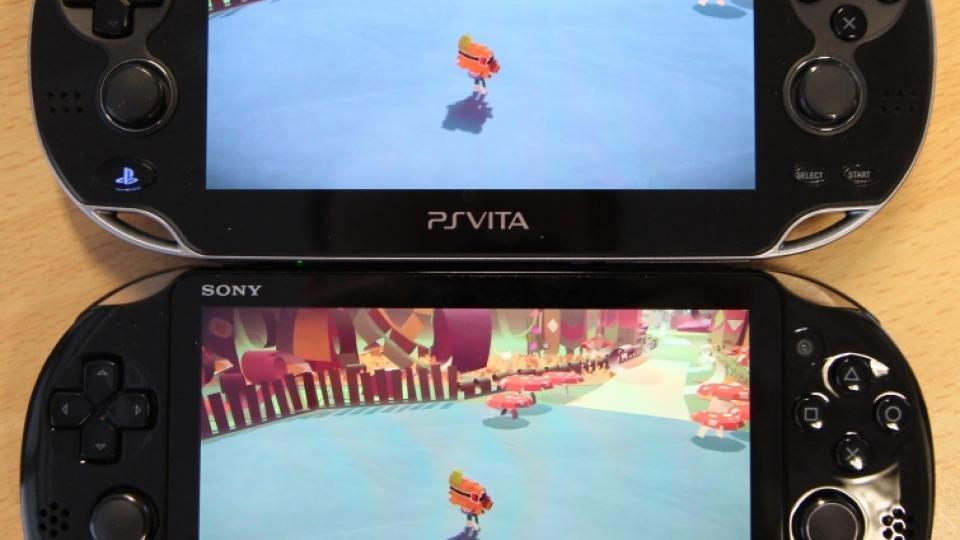 PS Vita Slim review - PS Vita vs PS Vita Slim, Remote Play