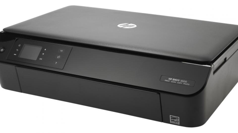 HP Envy 4500 review: Capable and cheap, but it's not the all