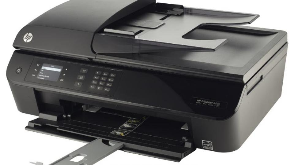 Hp Officejet 4630 Review Expert Reviews