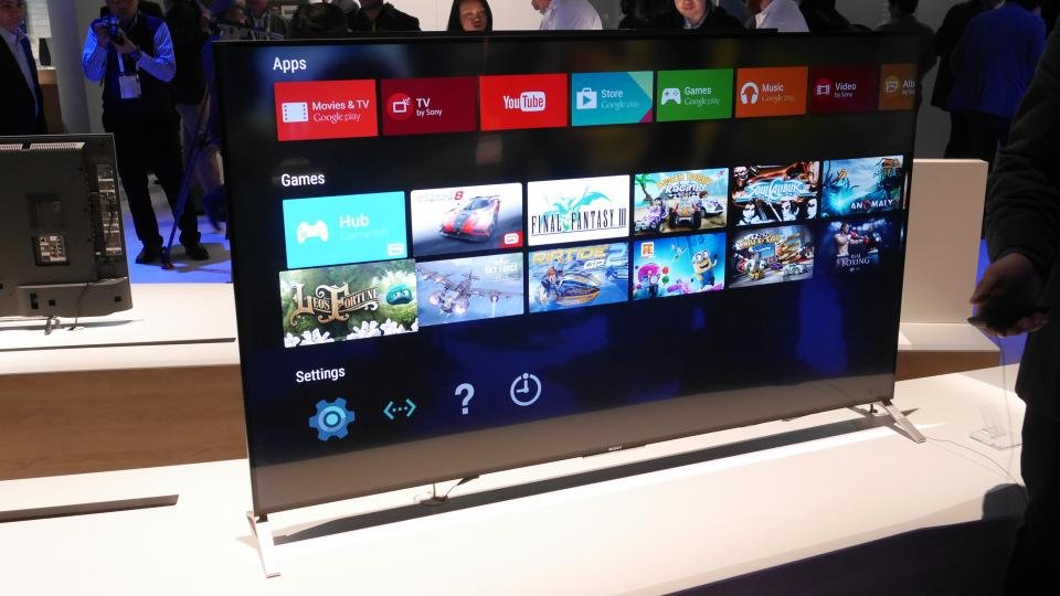 Sony Android TV smart TV review - first look | Expert Reviews