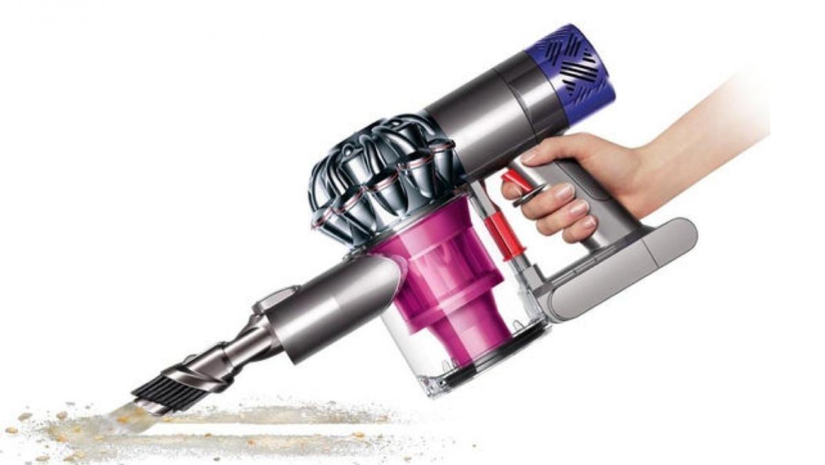 dyson vacuum reviews handheld