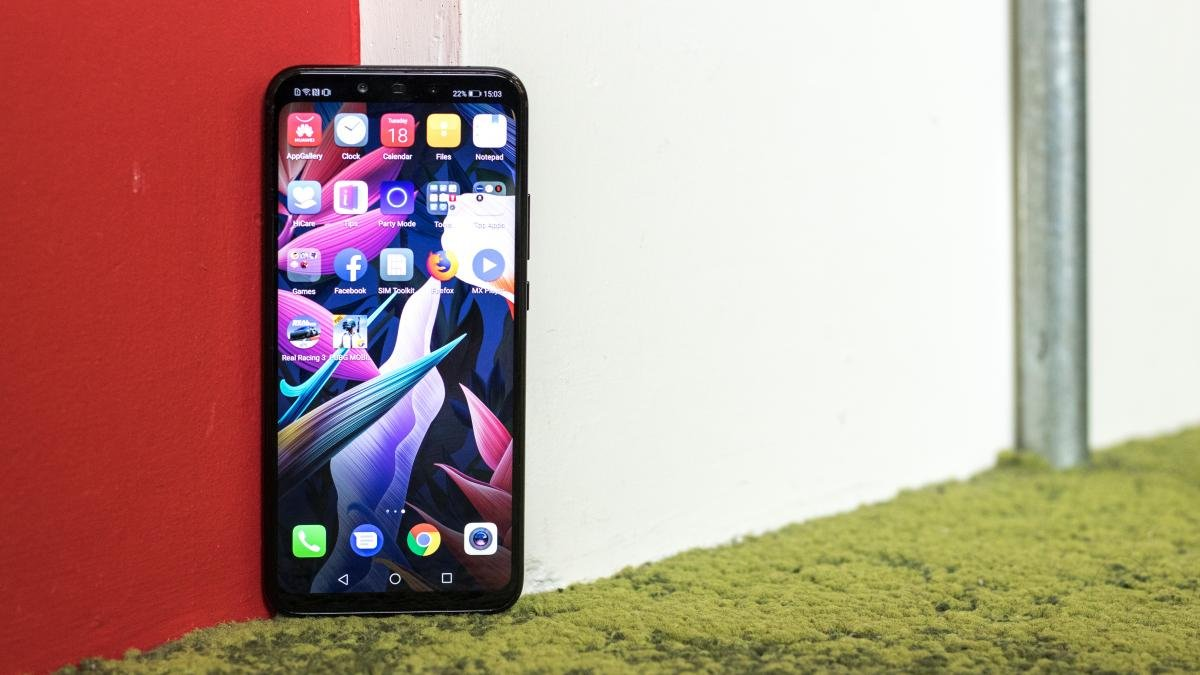 Huawei Mate 20 Lite review: Shining Lite | Expert Reviews