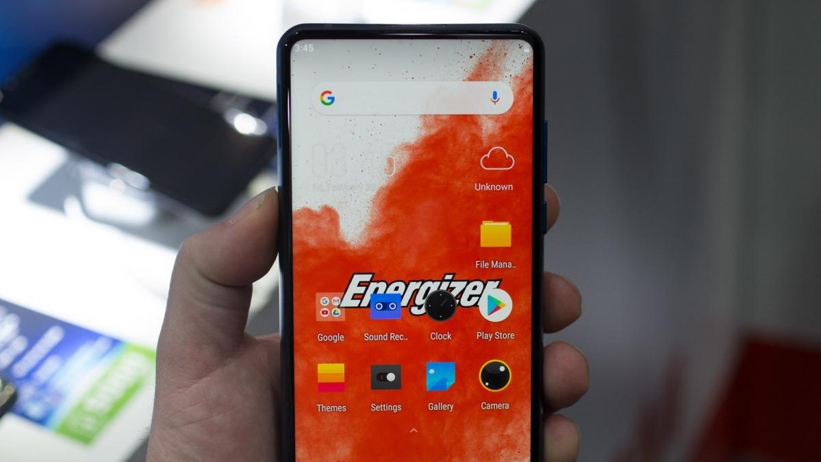 MWC 2019. Energizer Power Max P18K Pop – смартфон с самым большим аккумулятором