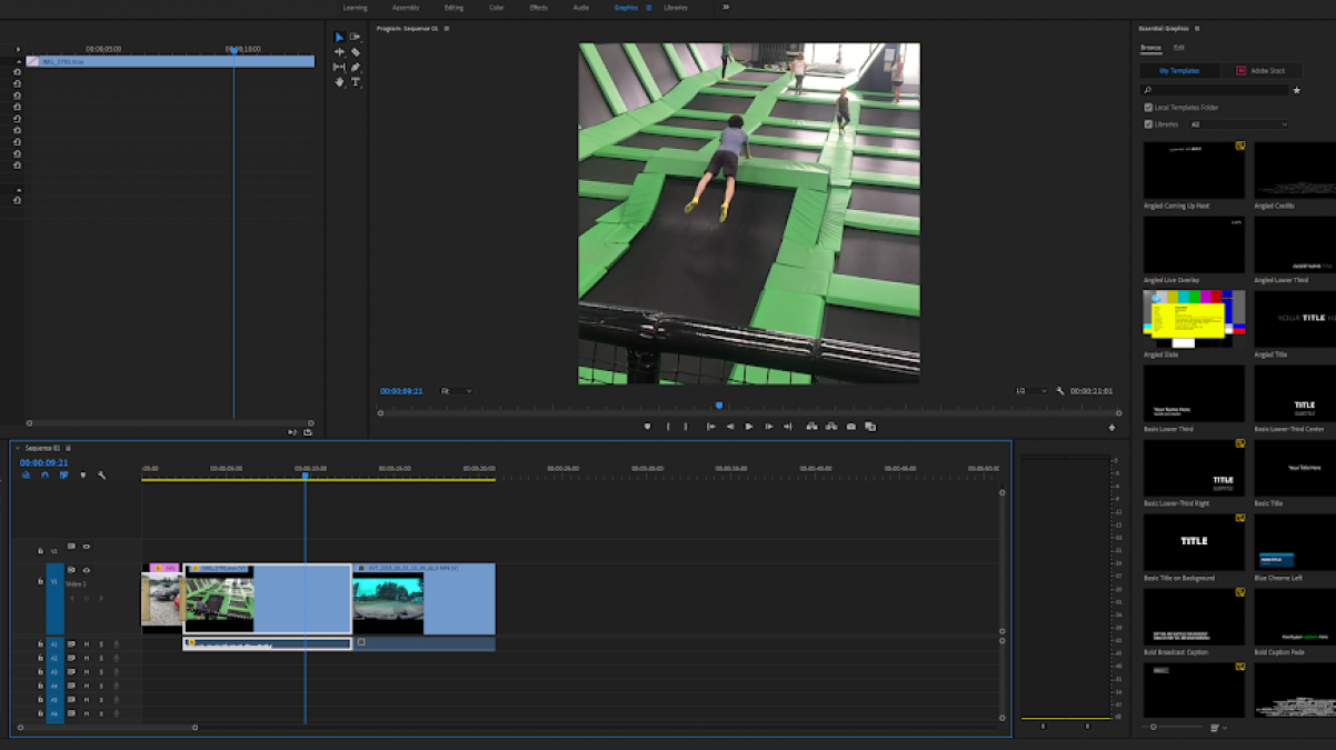 Adobe Premiere Pro CC 2019 review: A welcome update | Expert Reviews