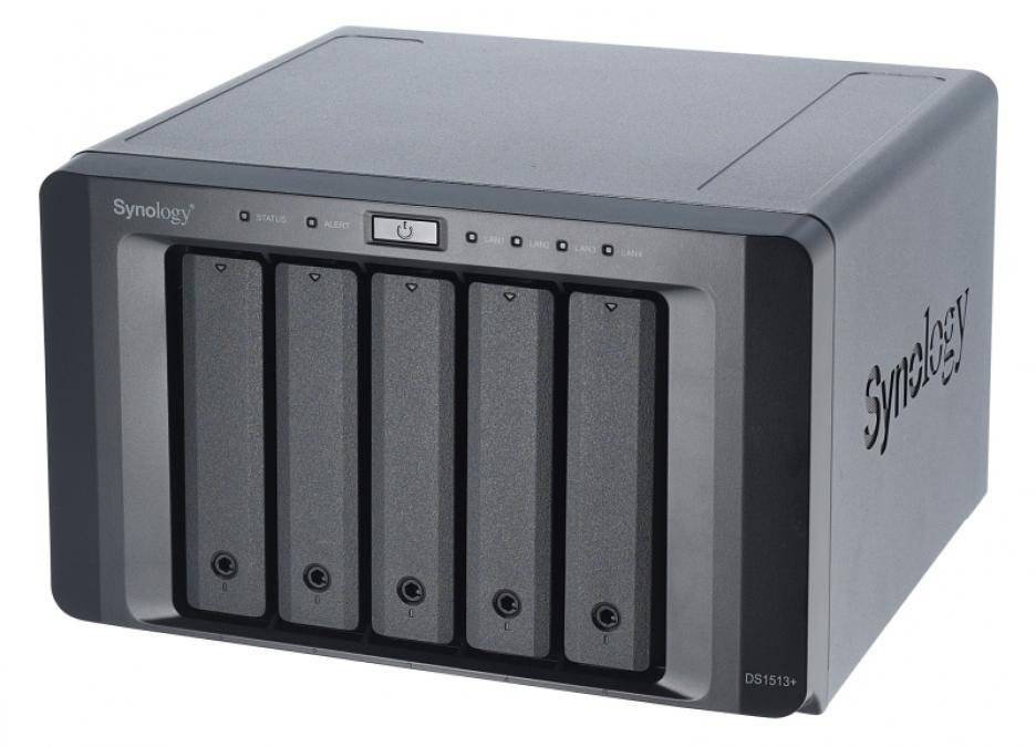 Synology DiskStation DS1513+ Review | Expert Reviews