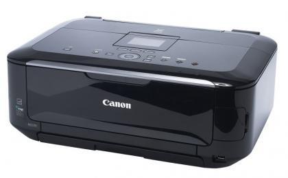 Canon Pixma MG5350 closed