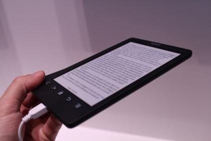 Sony PRS-T3 eReader spotted at IFA | Expert Reviews