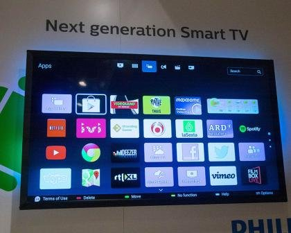Philips Is Using Android For Its 2014 Smart Tvs Expert Reviews