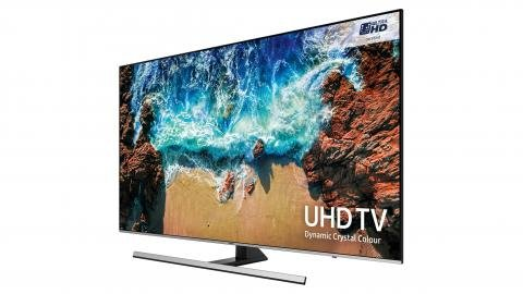 ee22a6bb42a Get a free soundbar with the Samsung 49NU8000 49in 4K TV (£779 together). A  great ...