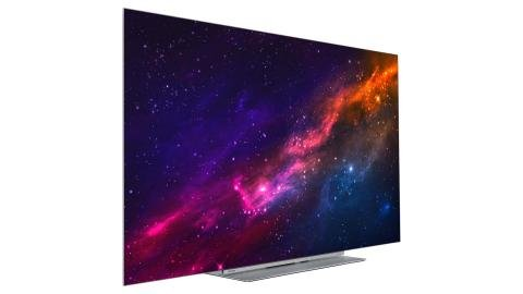 80e4f9669c3 This TV gives you an entire arsenal of cutting-edge features - all wrapped  in one stupendously sleek and fetching design. The 4K display quality is a  given ...