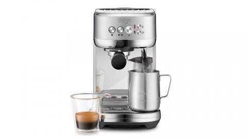 Super little domestic espresso machine
