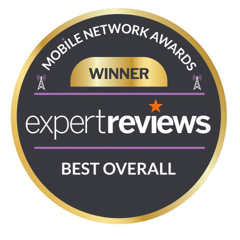 Expert Reviews Mobile Network Awards 2021: The results