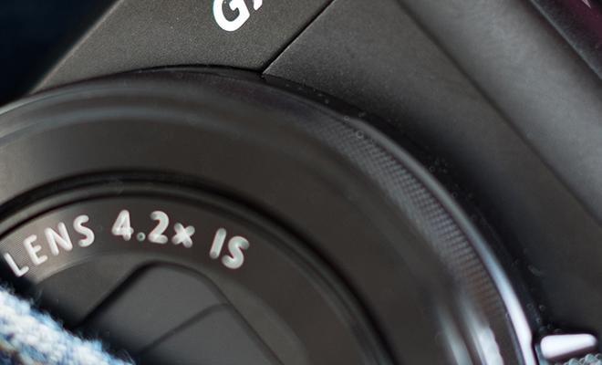 Canon G7 X II pocket