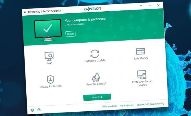 kaspersky internet security 2017 download software