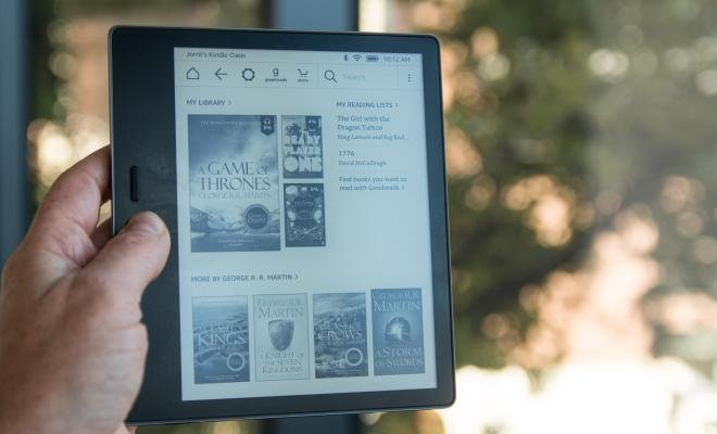 Amazon Kindle Oasis (2019) review: A warm upgrade but still the best